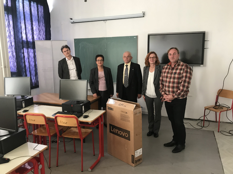 A visit of the Erasmus+ Coordinator within the Project BESTSDI (2)